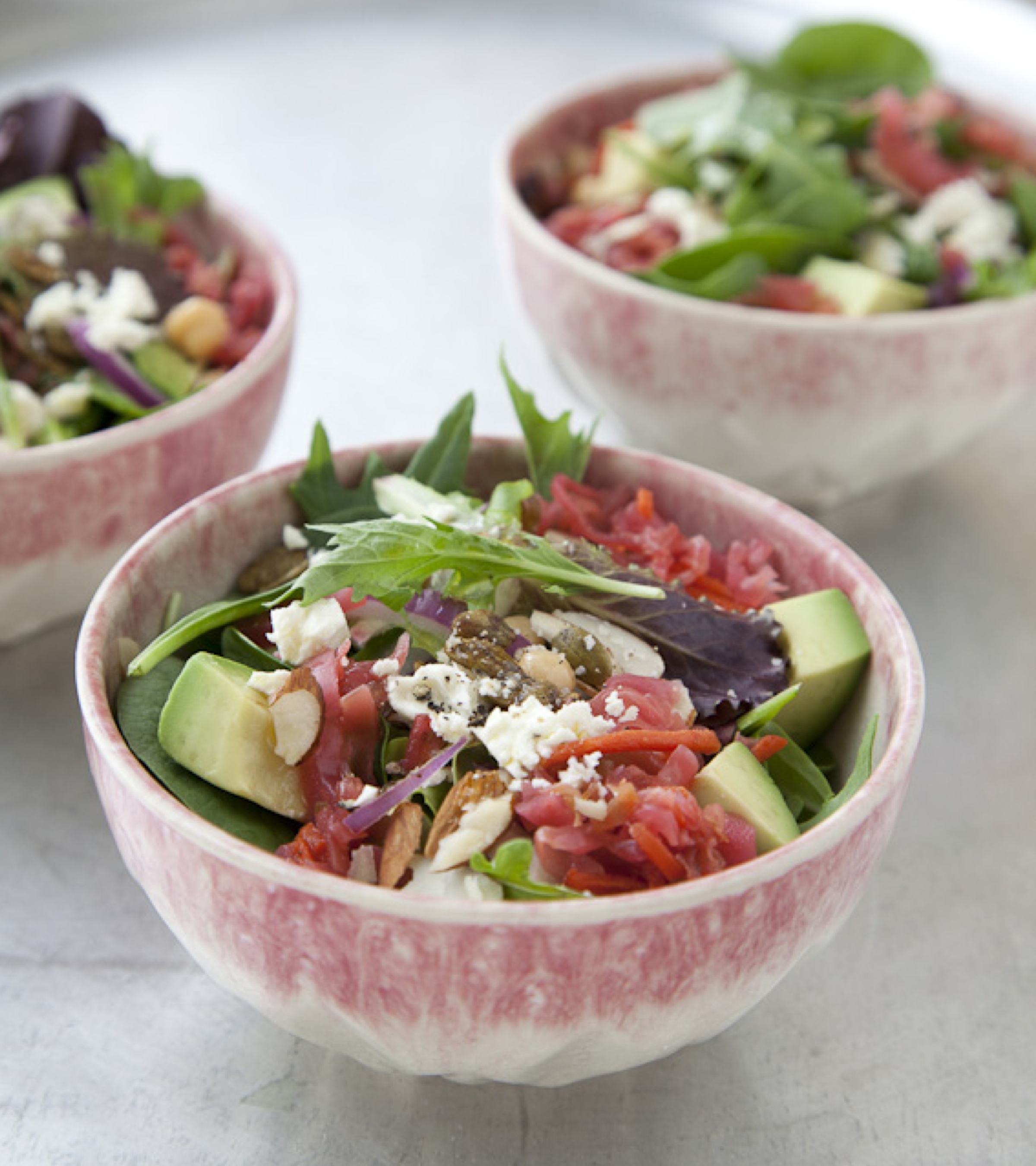PowerKraut Salad, Photography by Charity Burggraaf