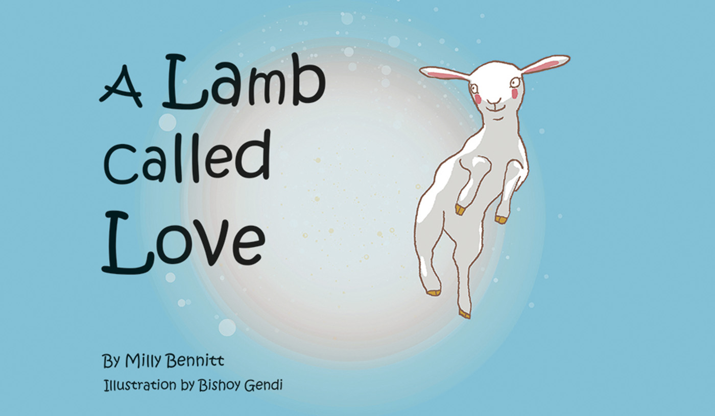 A Lamb Called Love now in Paperback!    Get in touch    to get your copy.