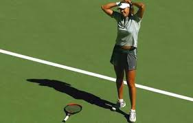 Amateur tennis involves winning matches by forcing opponents to make mistakes rather than trying to win the points themselves.