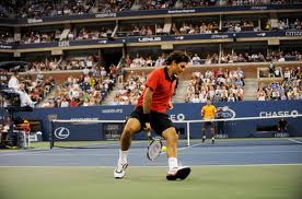 Professional tennis players like Roger Federer can win points by making amazing shots. Same goes for professional investors. The amateur investor tries to make these same shots but will often be unsuccessful. They instead should be focussed on just getting the ball back normally by staying in the market and executing simple strategies like passive investing or buy and hold for long periods of time.