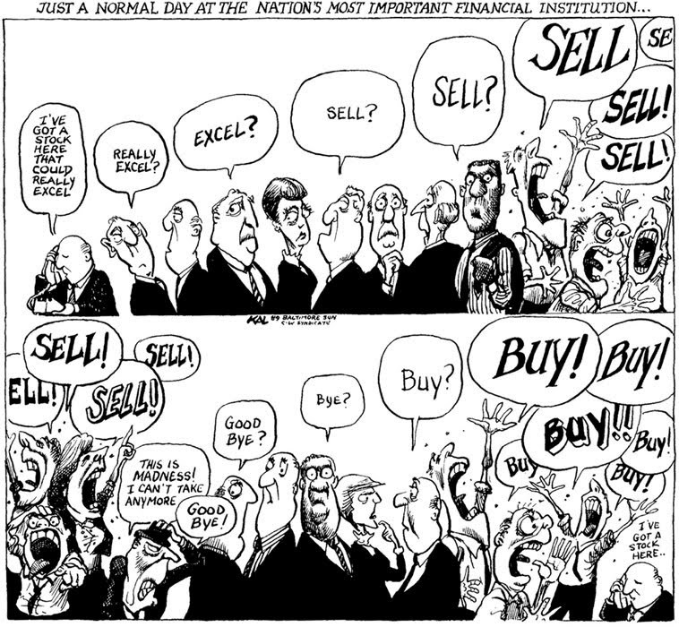 Probably sums up how most people invest (KAL The Economist)