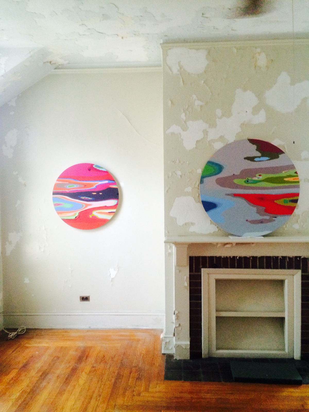 My friend Beth Reisman's work