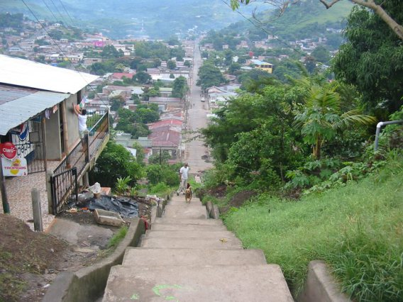 My Peace Corps location: Matagalpa, Nicaragua