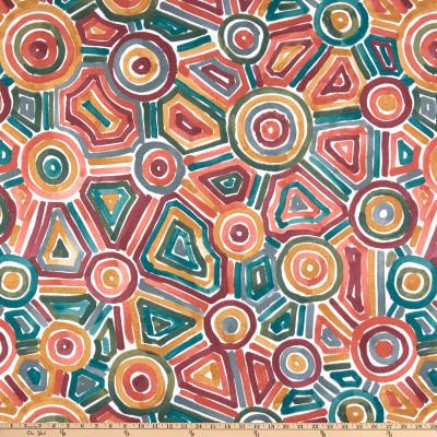 """Manufacturer: Duralee Brand: Robert Allen @ Home Fabric: Duck Cinnabar Type: Home Decor (Duck) Width: 55"""""""