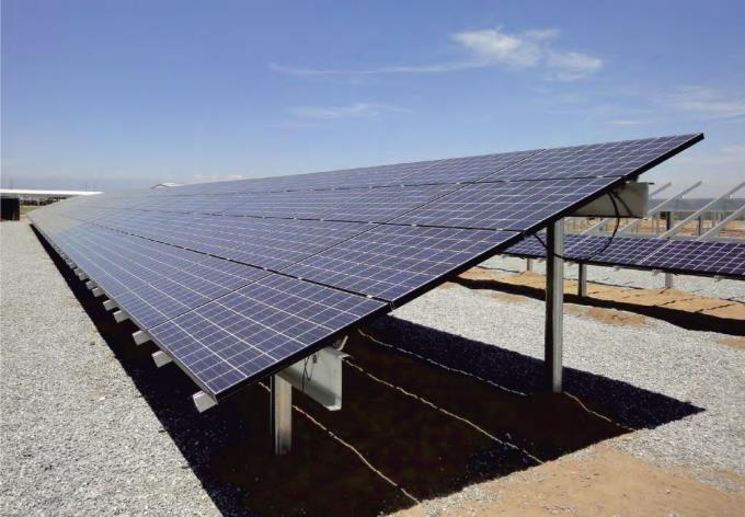 Typical Solar Array