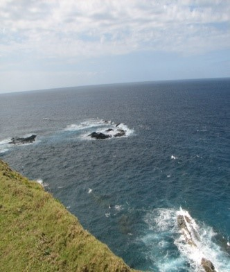 Proposed Wave Energy Site at Pa`uwela Bay