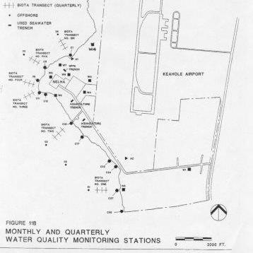 Monitoring Stations at NELH