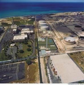 Rendering of Proposed Power Plant at the Barbers Point Tank Farm