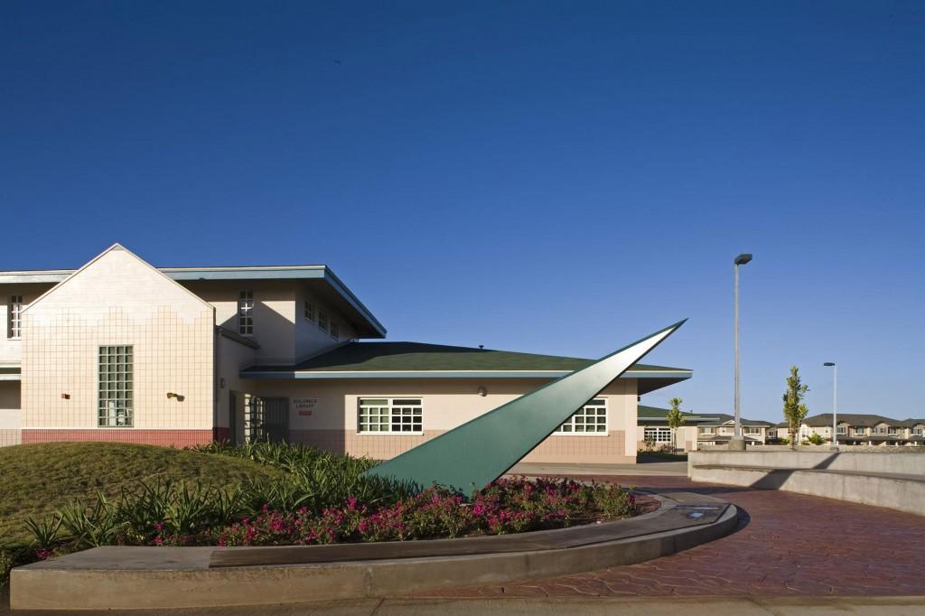 Keone'ula Elementary School                   (Credit: Architects Hawaii, Ltd.)