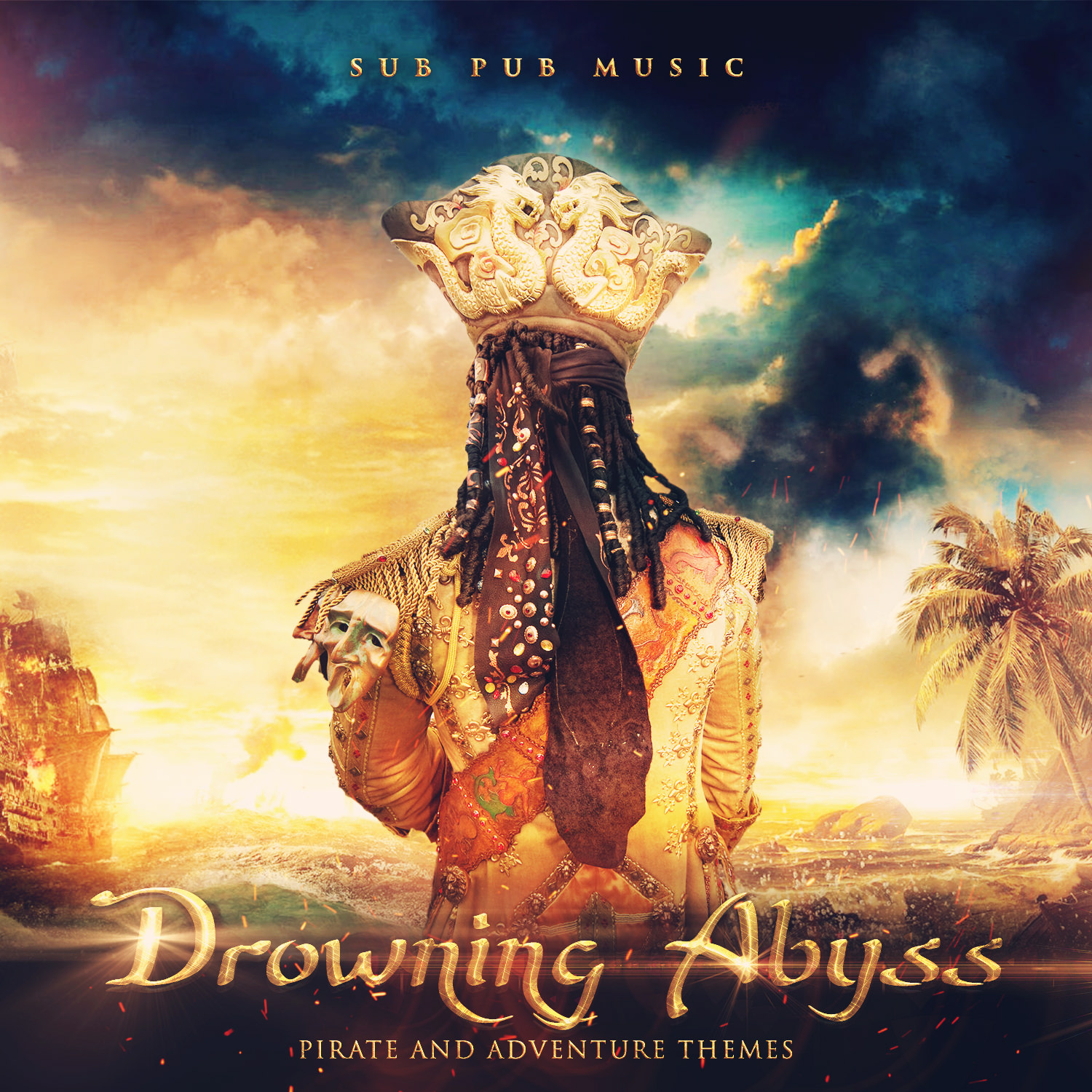 Copy of Sub Pub Music - Drowning Abyss - Cody Still - Composer - Music