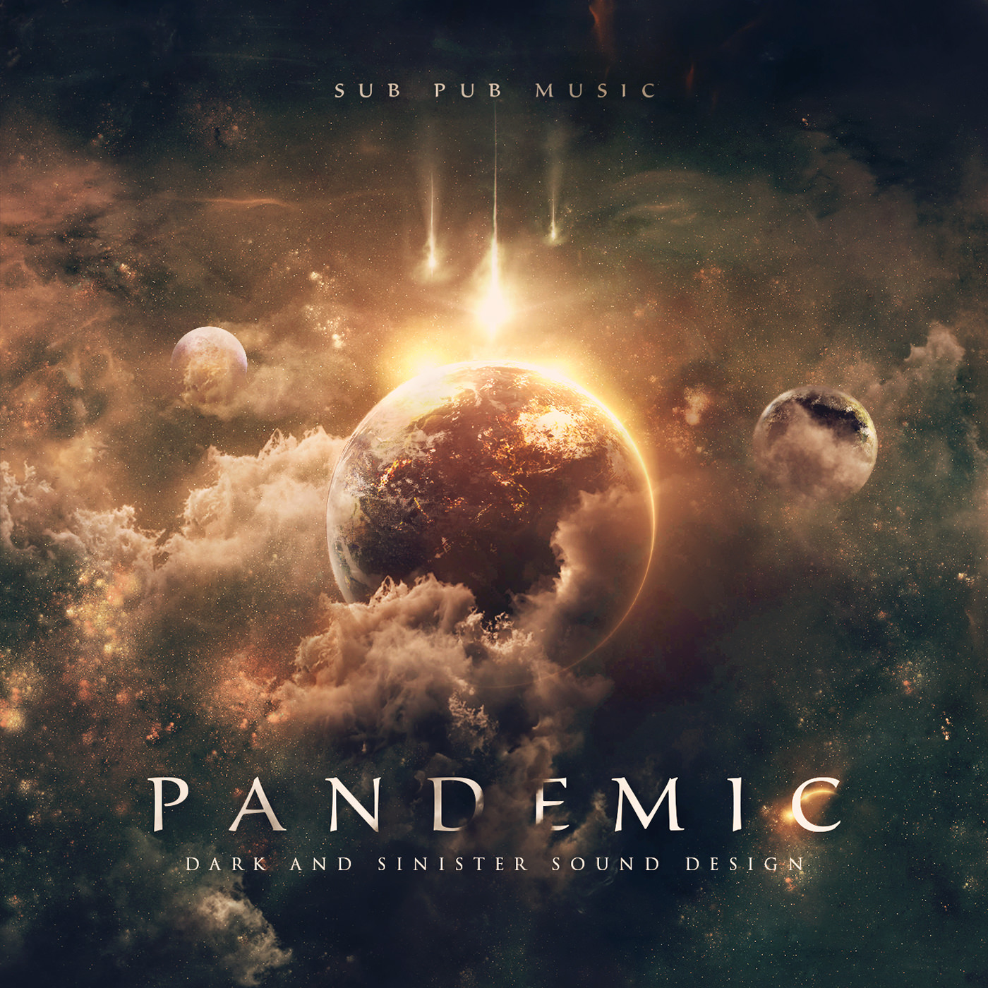 Copy of Sub Pub Music - Pandemic - Cody Still - Composer - Music