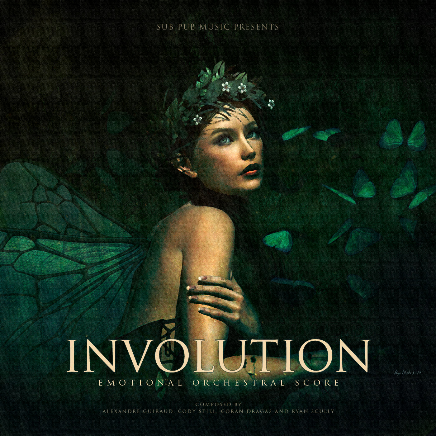 Copy of Sub Pub Music - Involution - Cody Still - Composer - Music
