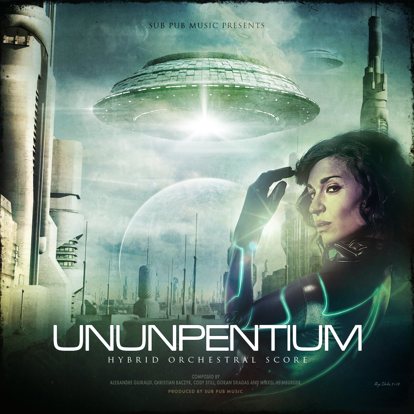 Copy of Sub Pub Music - Ununpentium - Cody Still - Composer - Music