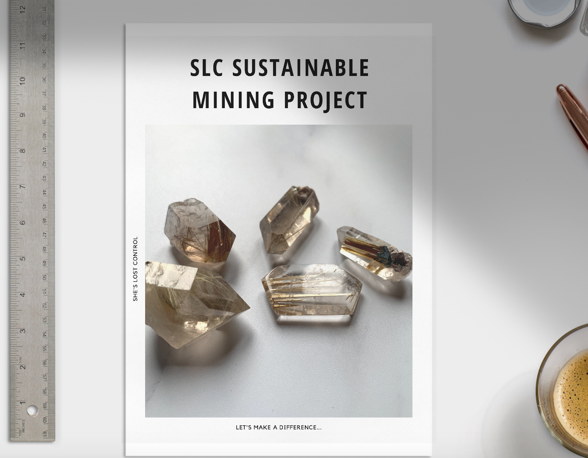SUSTAINABLE CRYSTALS … - On this page find out all about our initiative to support sustainable crystal mining and how you can get involved. Let's do this!