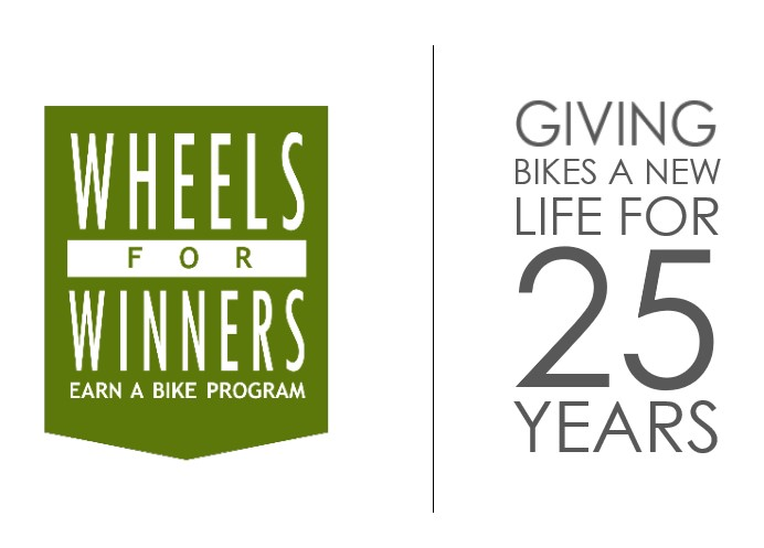 Help us celebrate our 25th Anniversary by donating $25 on or before Giving Tuesday, November 28th. Giving Tuesday is a global day of giving that kicks off the charitable holiday season.   Summit Credit Union  has generously offered to match the first $1,000 we raise. In keeping with our 25th Anniversary, our fundraising goal is $2,500. We will use the funds raised during this campaign to increase the number of pop-up bike maintenance clinics we hold throughout the community in 2018.   Click here to donate.  Thank you for your support!
