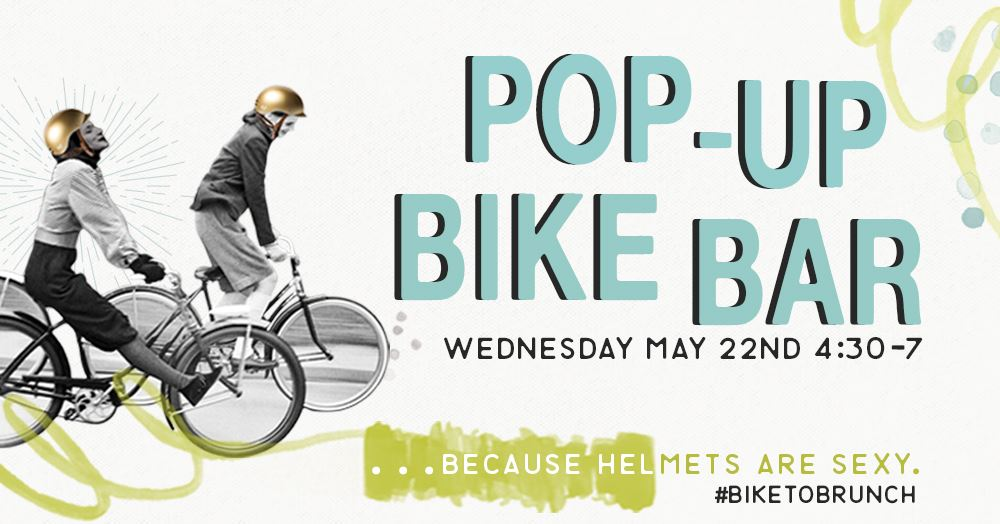 We are partnering with  Short Stack Eatery  again this year to help them kick off  #BIKETOBRUNCH  Week! Stop by for our second annual Pop-Up Bike Bar on Wednesday, May 22nd 4:30-7pm!   Wheels for Winners mechanics will be outside offering FREE safety checks & tune-ups! While your bike is getting worked on, head inside for cold beer and mini pies!   We are honored to be Short Stack's May Organization of the Month, so a portion of their May profits go to Wheels for Winners! Hope to see you not only on Wednesday, May 22nd, but all throughout the month of May!