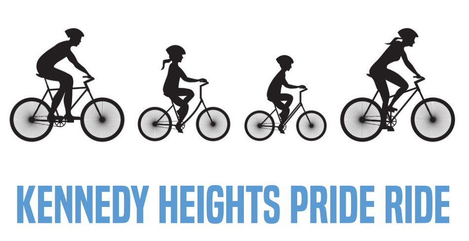 Join your neighbors and local community group leaders at Kennedy Heights Community Center for a slow, family-friendly afternoon bike ride through the north side! Food, water, and free bicycle repair will be provided. Come early for a cookout at 12:30pm, followed by a bike ride at 2:00pm. We will have children's bicycles and helmets to lend. This event is hosted by the Kennedy Heights Community Center, WI Bike Fed, Northside Planning Council, and Wheels for Winners.