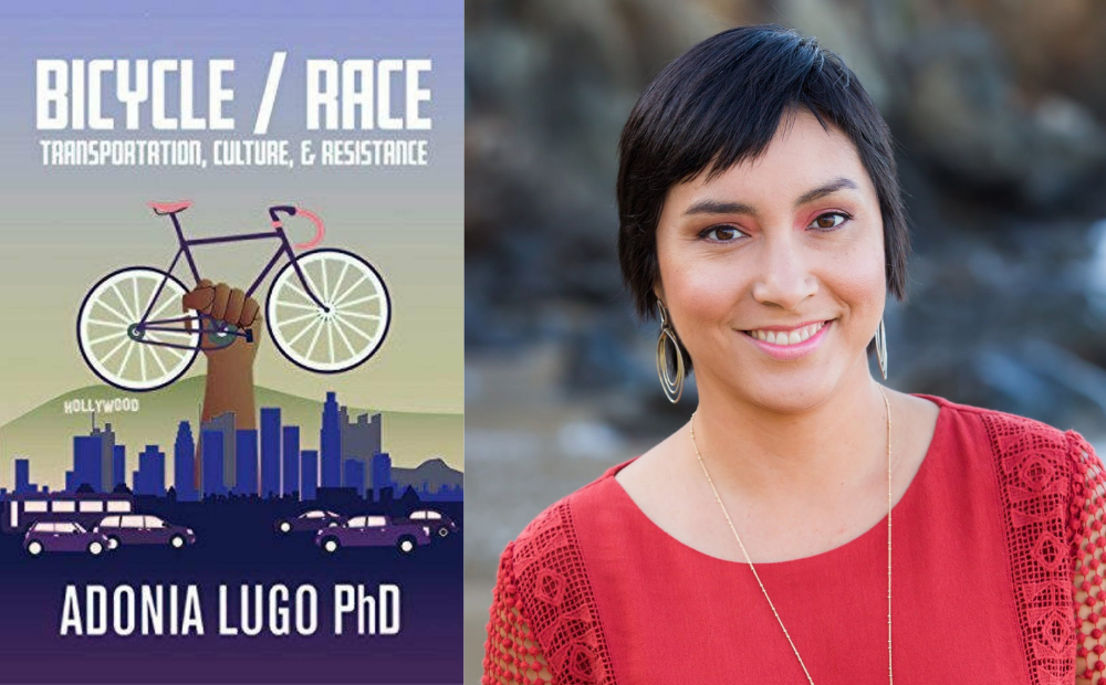 We will be helping with this event so stop by if you can!  Where: Goodman South Madison Library, 2222 S. Park St. Room 115  When: Saturday, August 3, 9 am to 1 pm  Family and community bike ride, festivities, and book talk with Adonia Lugo, author of Bicycle/Race: Transportation, Culture & Resistance.  9:00 am: Free helmet fitting & bike checks in the parking lot outside the library  10:00 am: neighborhood bike ride followed by free lunch  11:30 am: Locating Ourselves in Mobility Justice: Planning for Multiracial and Just Future Streets discussion with Adonia Lugo