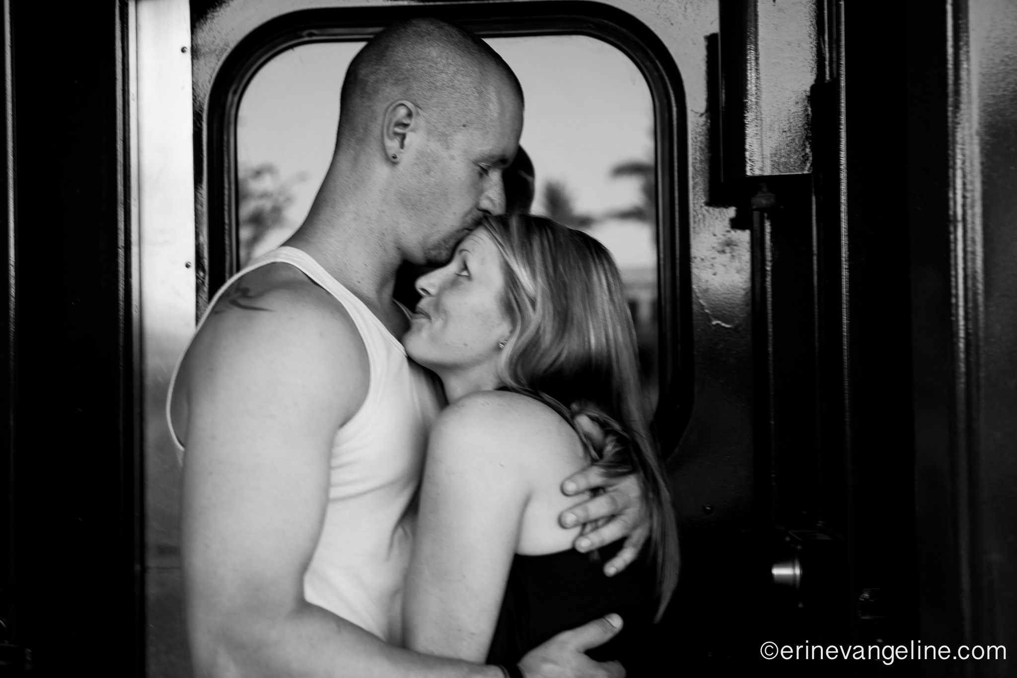 McCormick Stillman Railroad Park Engagement Photography Scottsdale Erin Evangeline Photography
