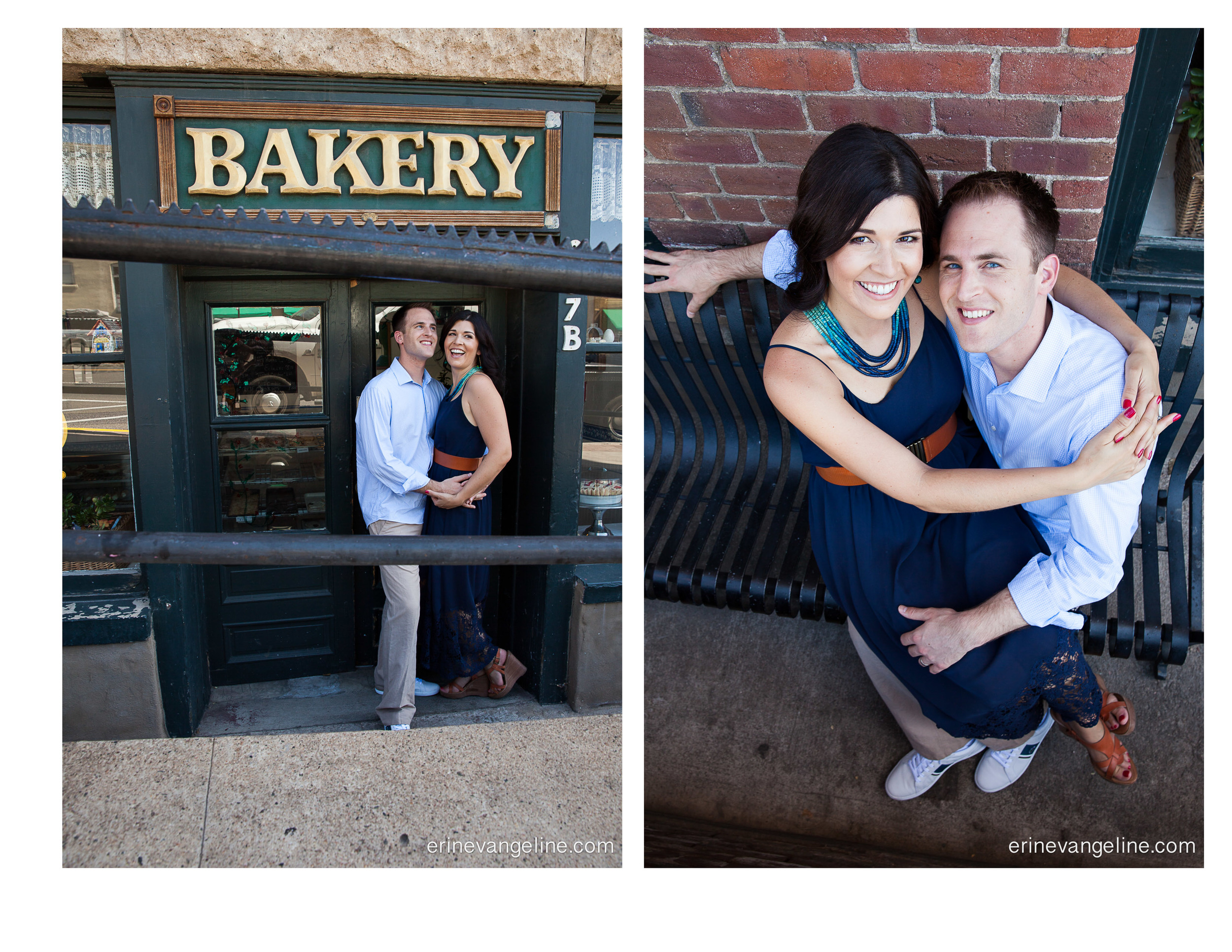 Engagement photography Prescott AZ Erin Evangeline Photography