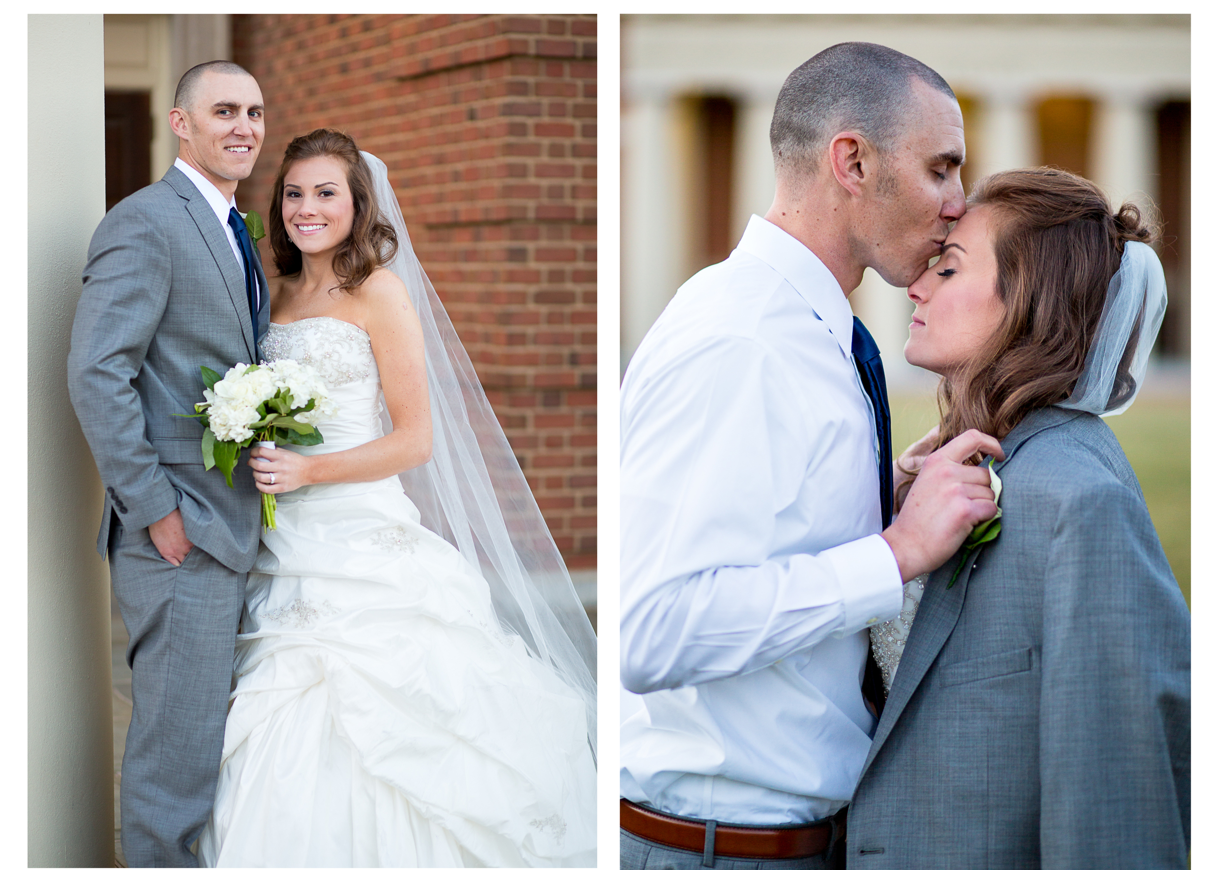 Michigan Kansas City and Phoenix Wedding photographer Erin Evangeline Photography at Wake Forest