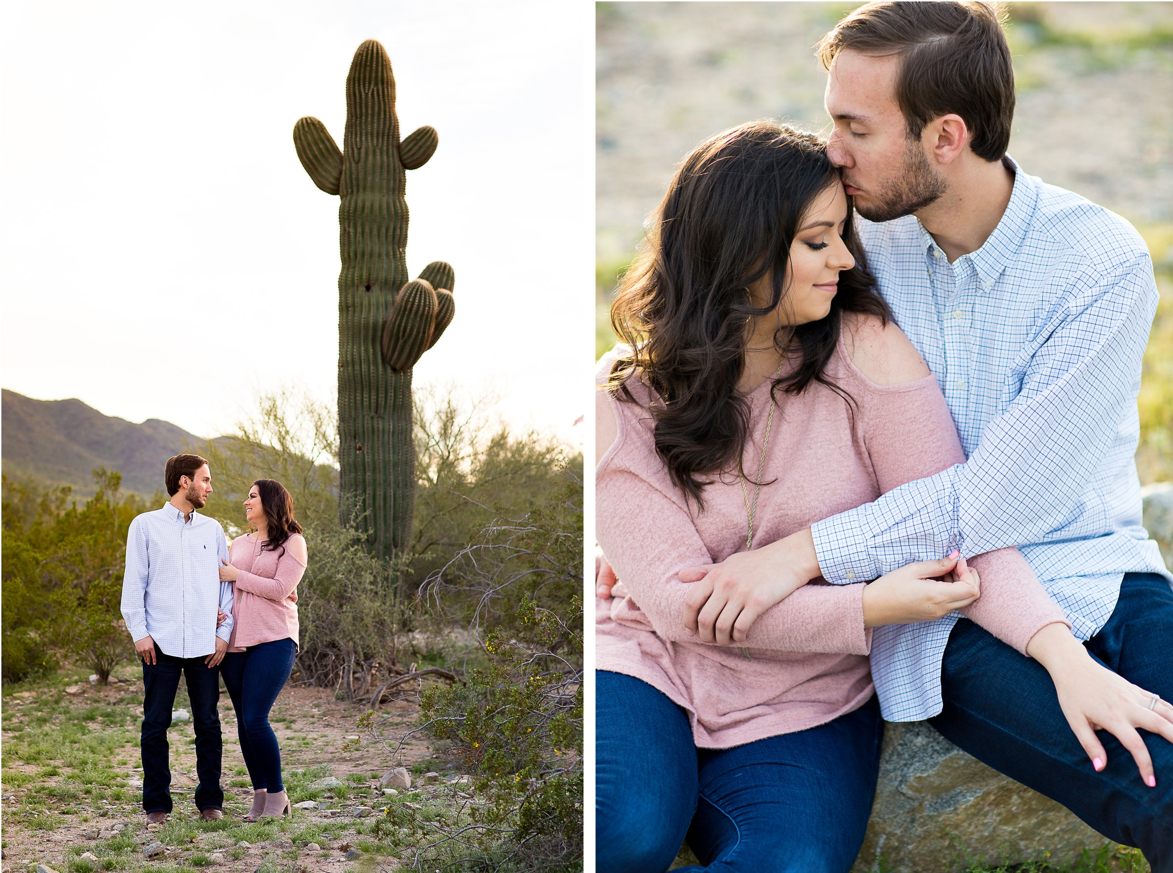 Phoenix Sunset Desert Engagement Photos.jpg