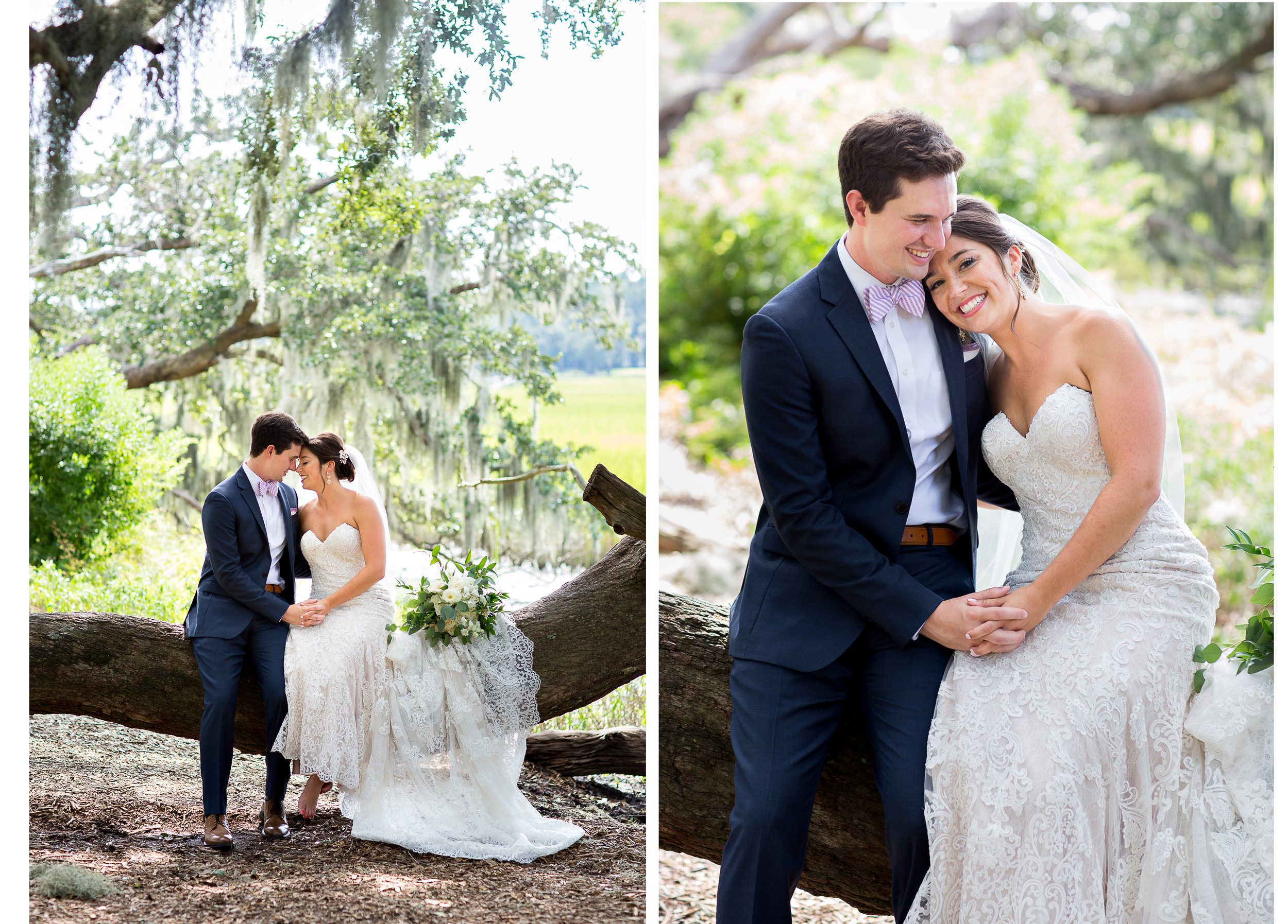 Charleston Destination Wedding Photography Boon Hall Plantation