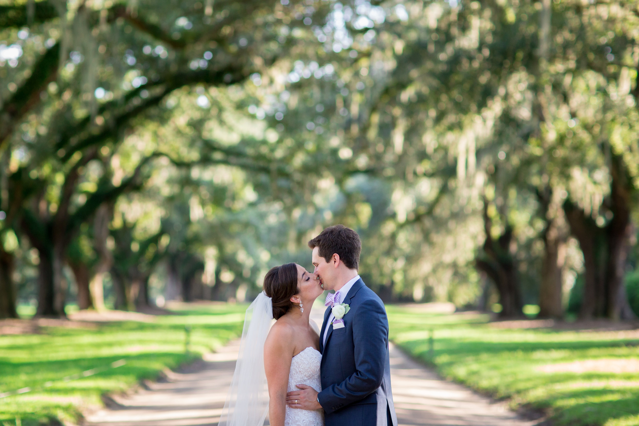 Charleston Destination Wedding Photographer Boon Hall Plantation