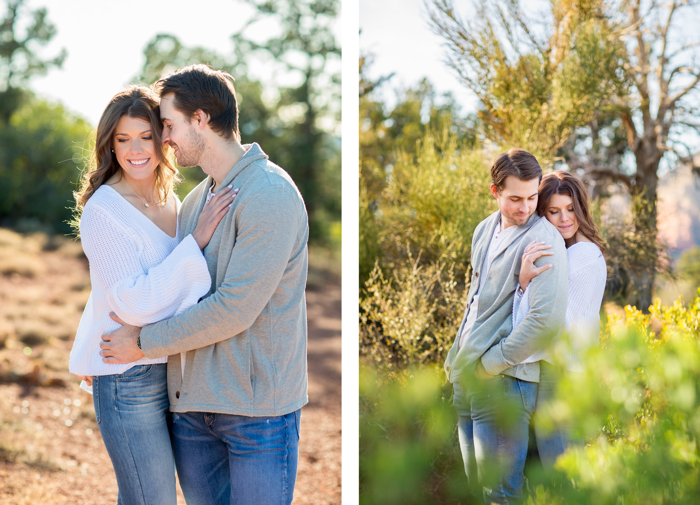 Sedona Wedding Photographer Engagement Session