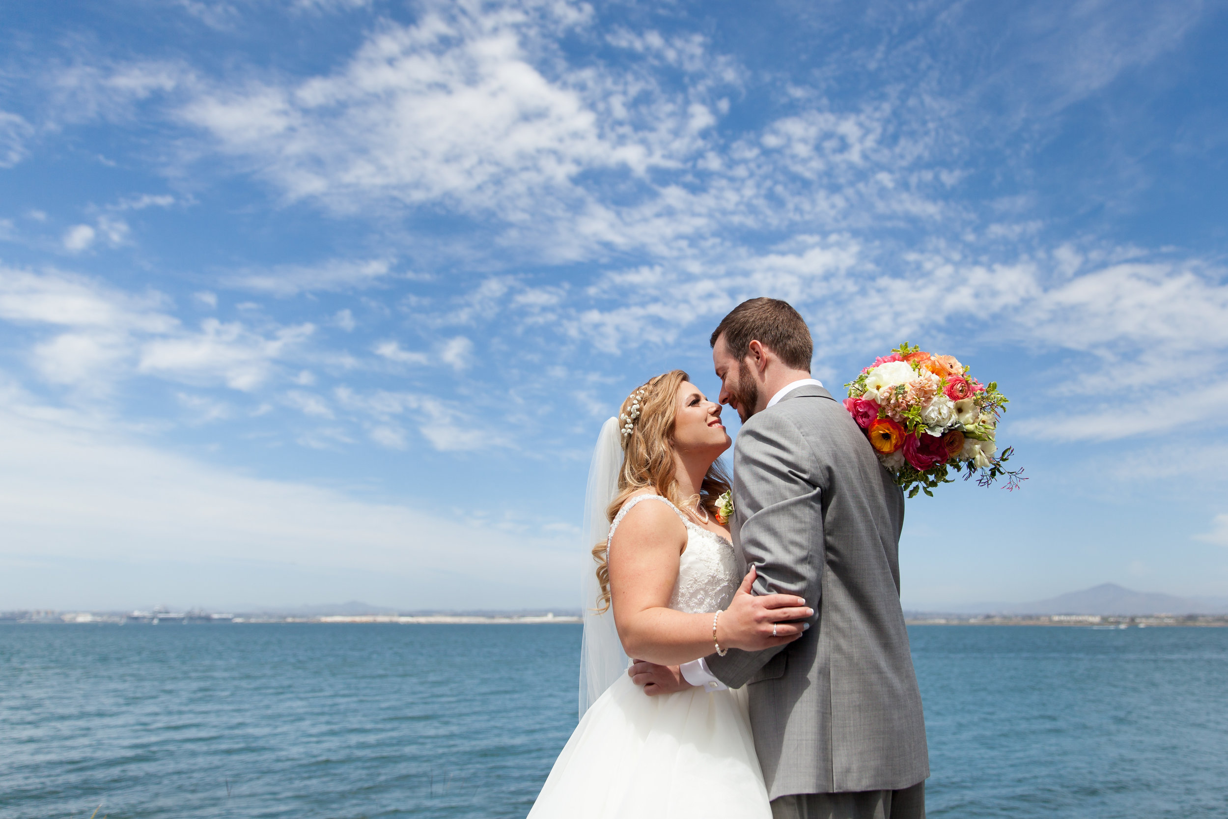Loews Coronado Wedding Photography San Diego