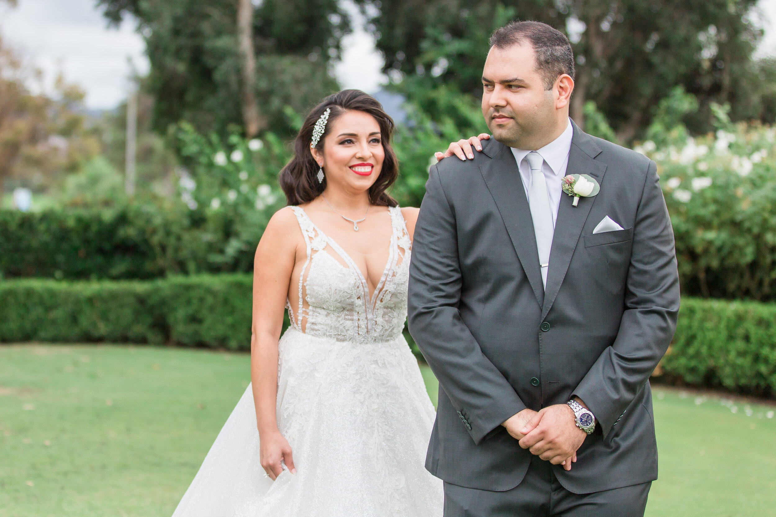 Twin Oaks Golf Course Wedding San Marcos Photographer