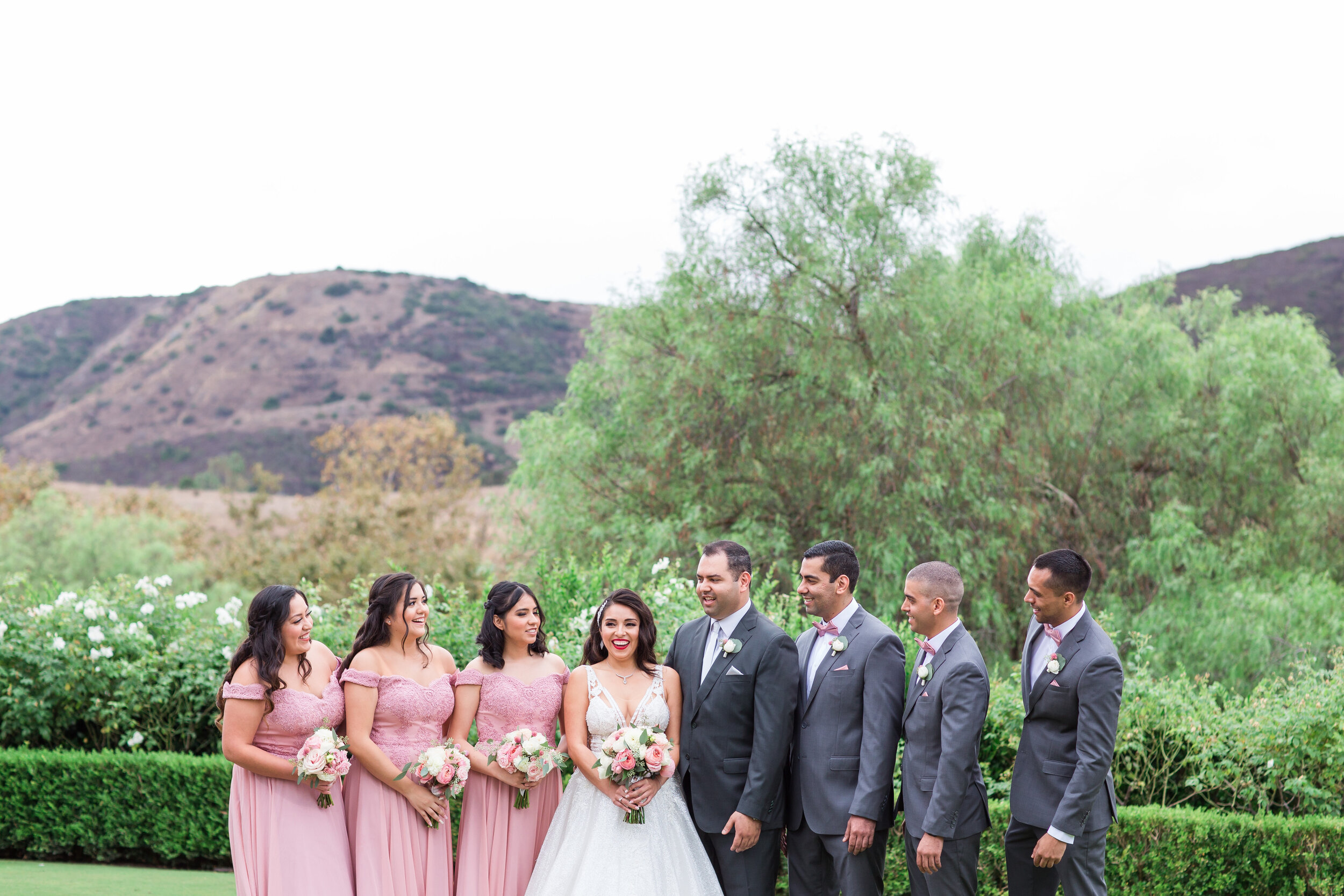 Twin Oaks Golf Course Wedding San Marcos Photography