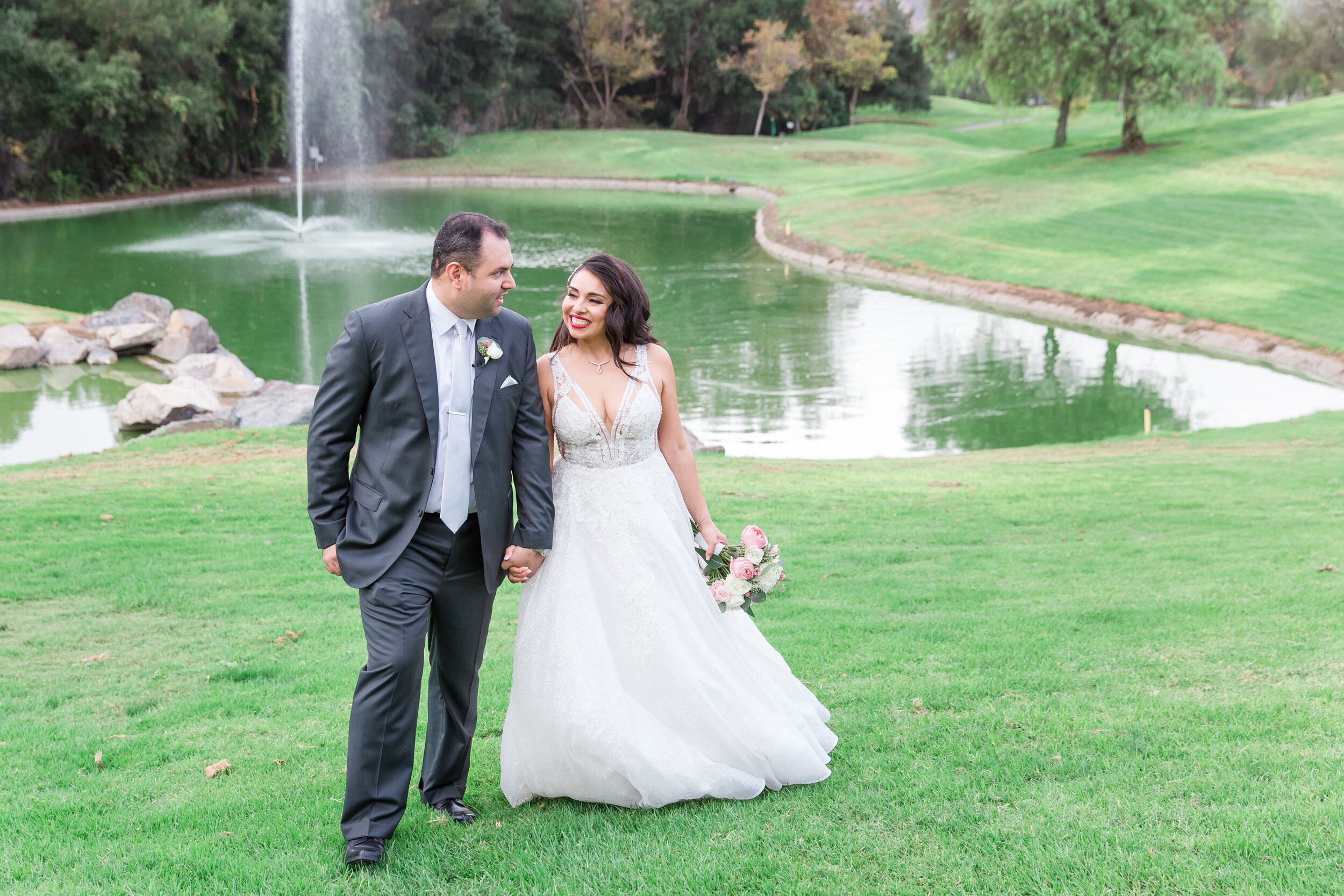 Twin Oaks Golf Persian Wedding San Marcos Photography