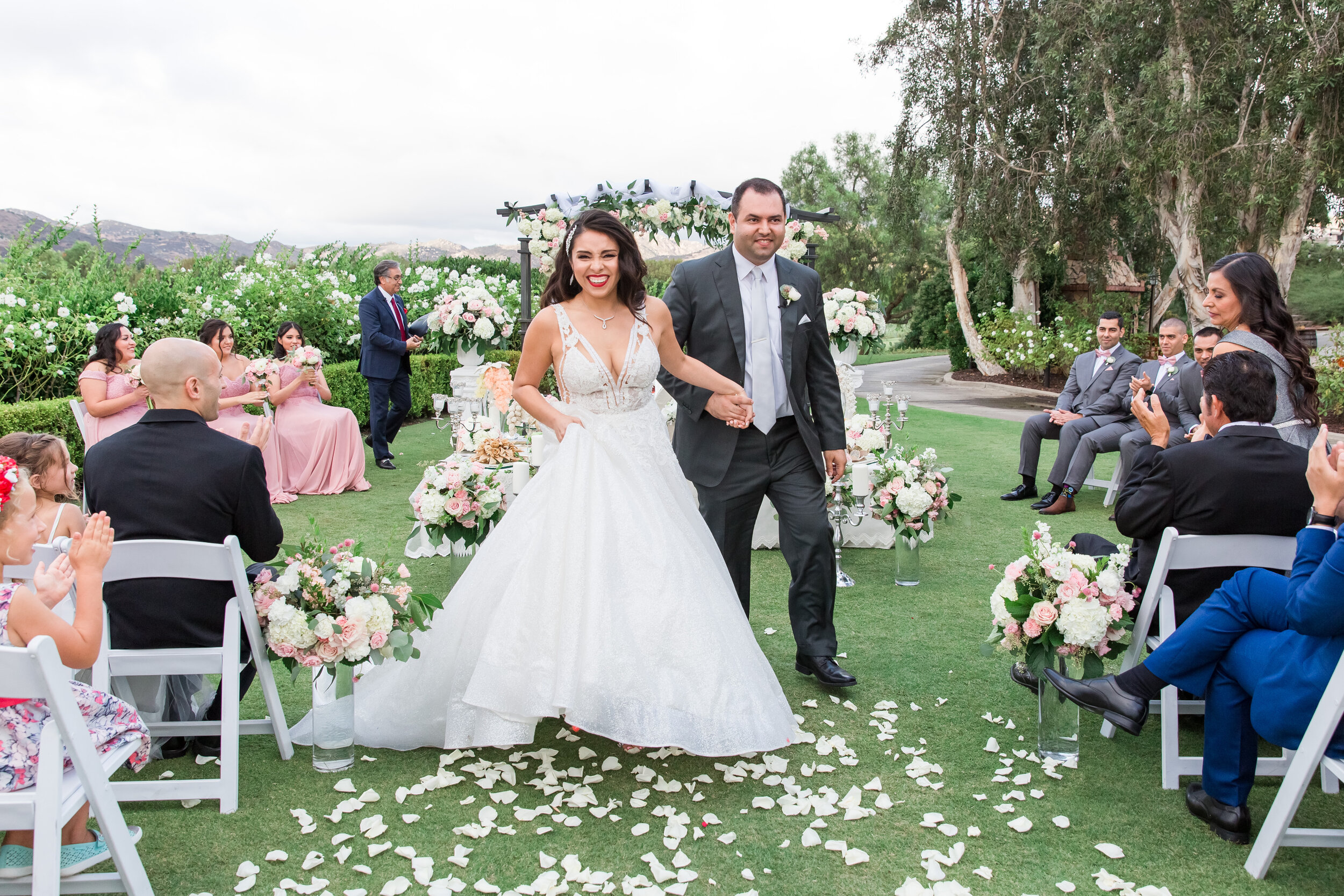 Twin Oaks Persian Wedding photography San Marcos