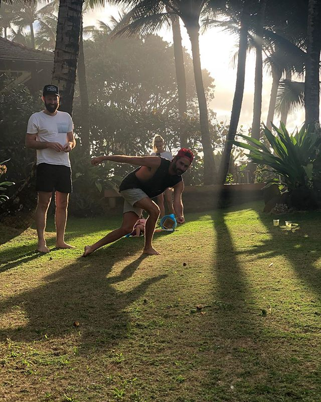 Pt 2 - Last week 9 elite ninjas gathered in Hawaii to celebrate one birthday. These are their photos. #hawaii #northshoreoahu #luckydude