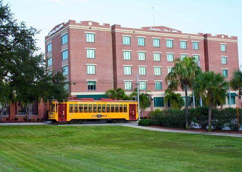 Hampton Inn and Suites- 1.5mi away