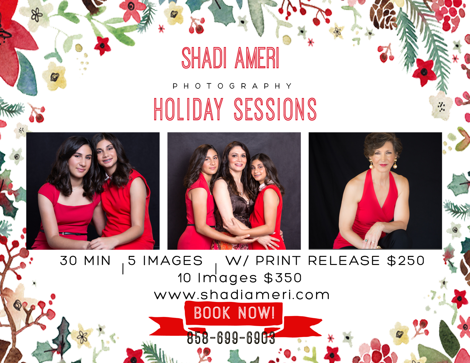 Watercolor Holiday Mini Session Flyer PHOTOGRAPHER TEMPLATE.jpg