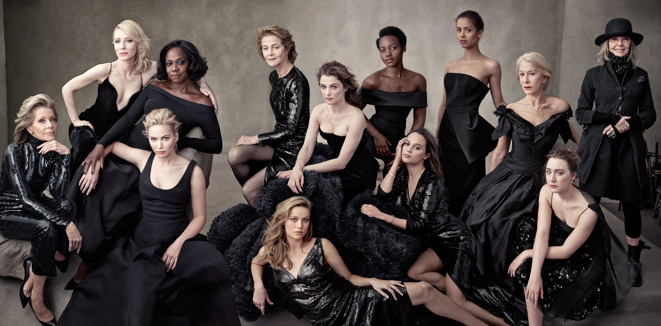 Photo credit: Annie Leibovitz