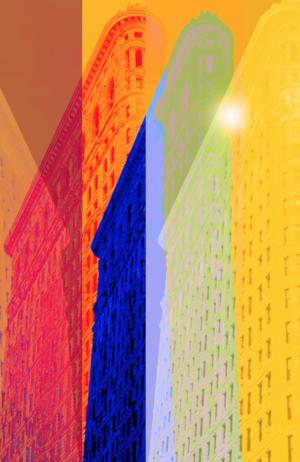 David Jordan Williams - architecture abstract 2