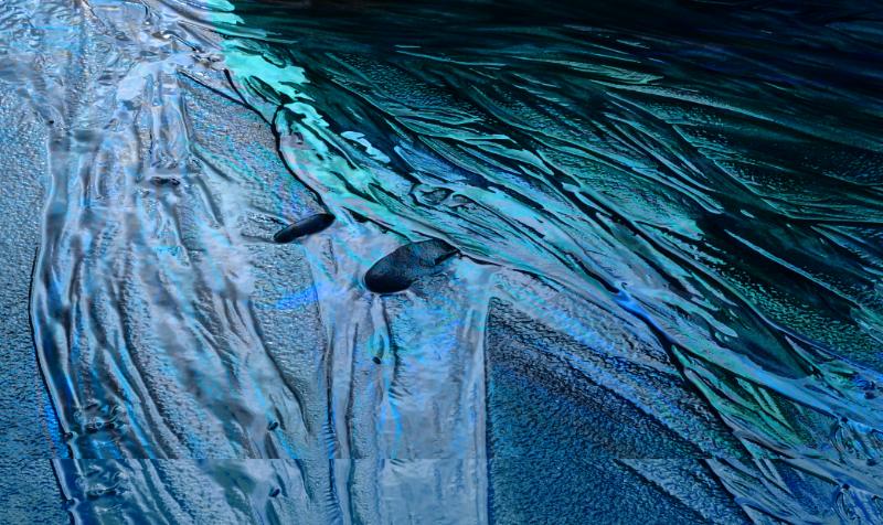 David Jordan Williams - water abstract