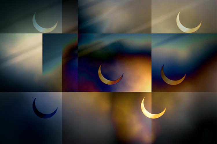 David Jordan Williams - solar eclipse