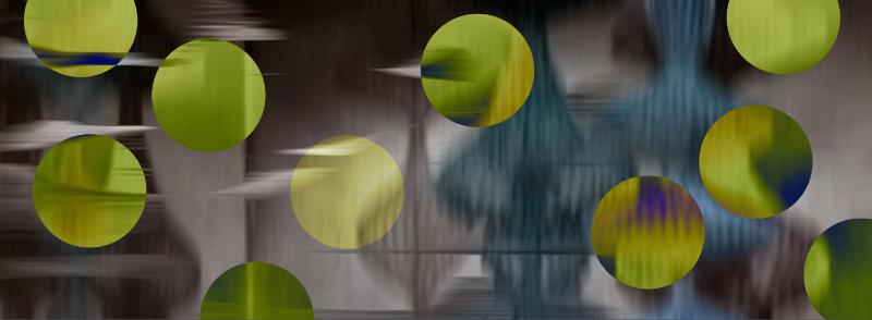 David Jordan Williams - circles abstract