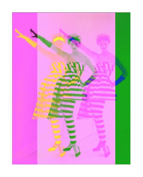 David Jordan Williams -  60s pop couture