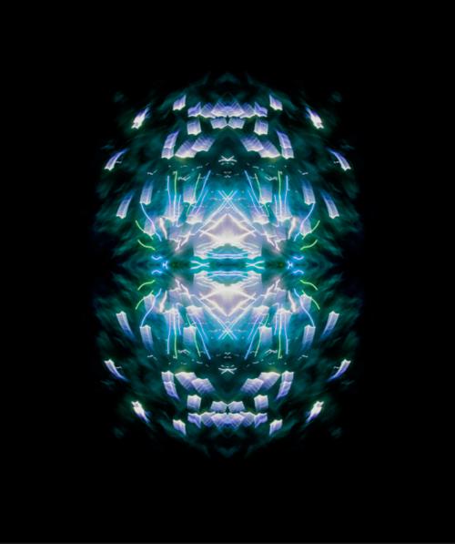 David Jordan Williams -fireworks abstract