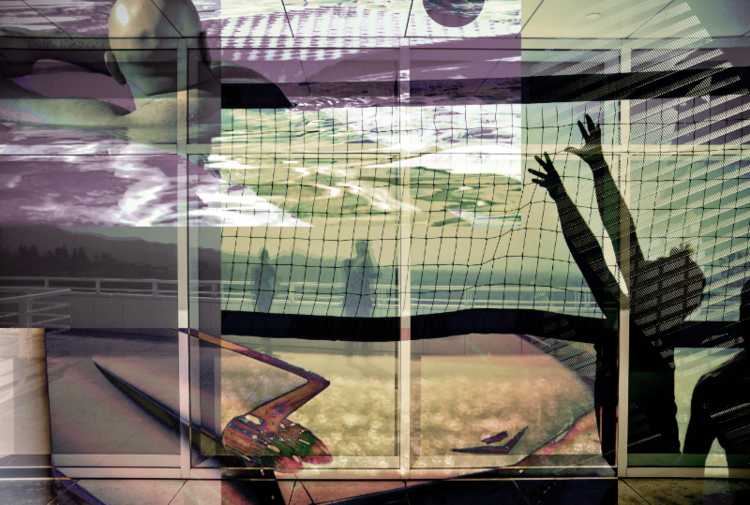 David Jordan Williams -  urban abstract