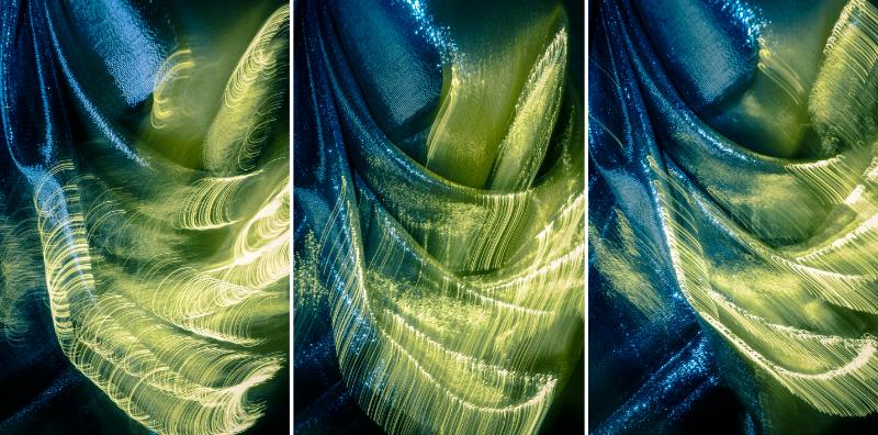 David Jordan Williams - fabric reflections