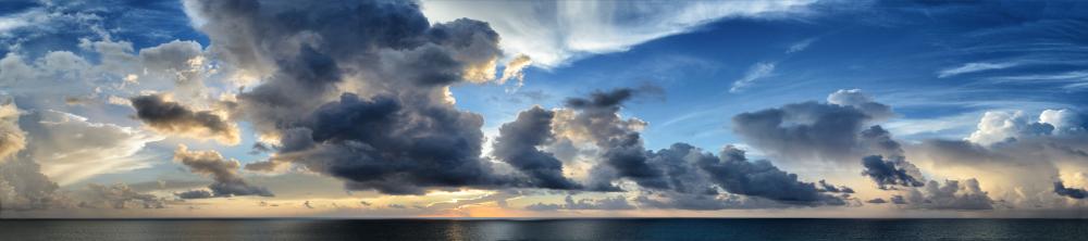 Geoffrey Baris sunrise panoramas