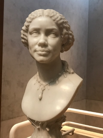 Bust of Mary Seacole, Henry Weeks, 1859
