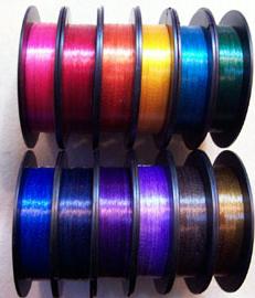 Sparklespot.com Color Selections