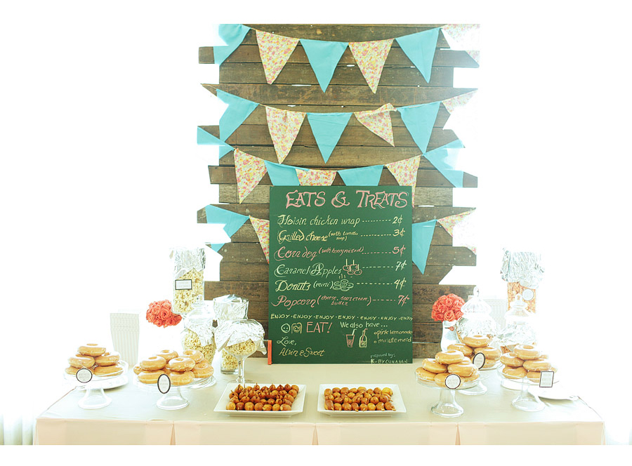 One of the DIY wedding signage I made for my own wedding last may 2012.  Photo by Jayson and Joann Arquiza Photography